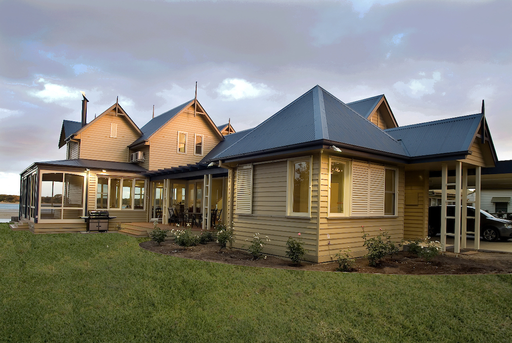 architecture and interior design projects - barwon heads residential architecture and interior design #4 - quadrant design architectural and interior design firm hawthorn