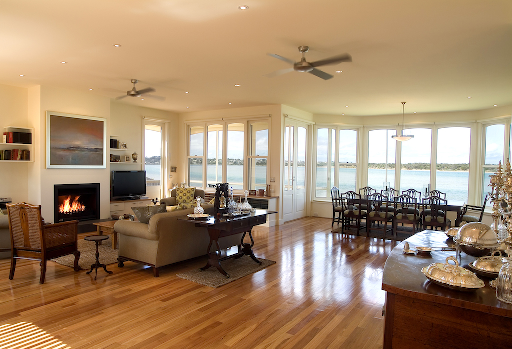 architecture and interior design projects - barwon heads residential architecture and interior design #5 - quadrant design architectural and interior design firm hawthorn