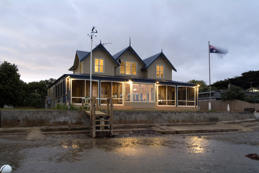architecture and interior design projects - barwon heads residential architecture and interior design #7 - quadrant design architectural and interior design firm hawthorn