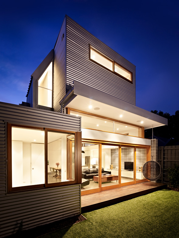architecture and interior design projects - abbotsfor residential architecture and interior design - quadrant design architectural and interior design firm hawthorn