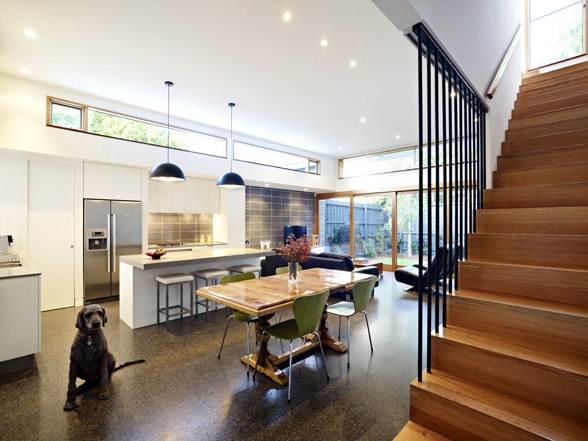 architecture and interior design projects - abbotsfor residential architecture and interior design #2 - quadrant design architectural and interior design firm hawthorn