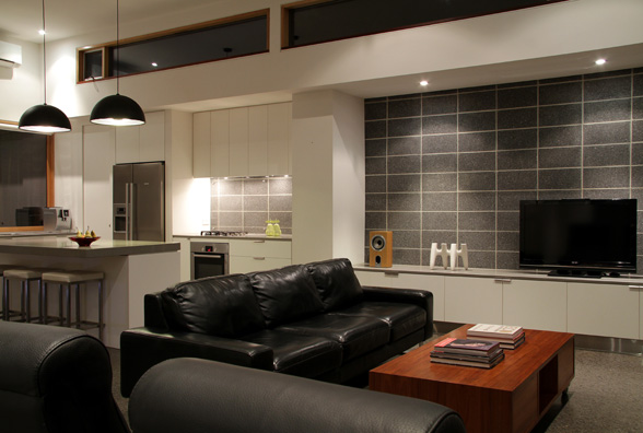 architecture and interior design projects - abbotsfor residential architecture and interior design #9 - quadrant design architectural and interior design firm hawthorn