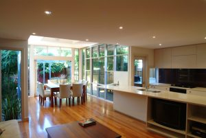 architecture and interior design projects - clifton hill residential architecture and interior design #3 - quadrant design architectural and interior design firm hawthorn